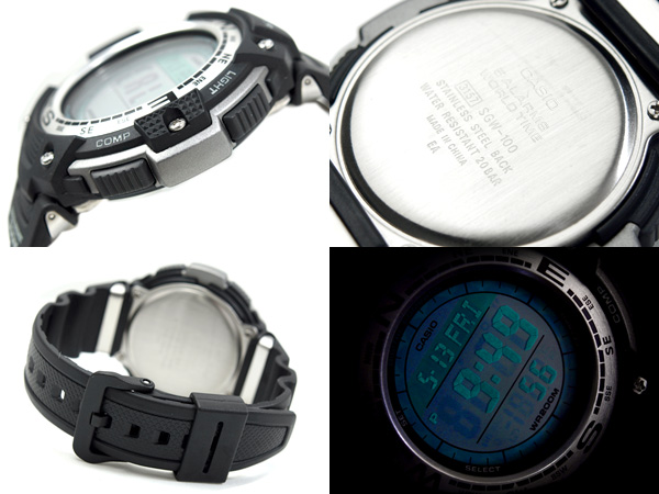 9e21b21c83d ... sgw100 1v wrist Array - g supply casio casio outgear out gear overseas  model digital rh global rakuten com