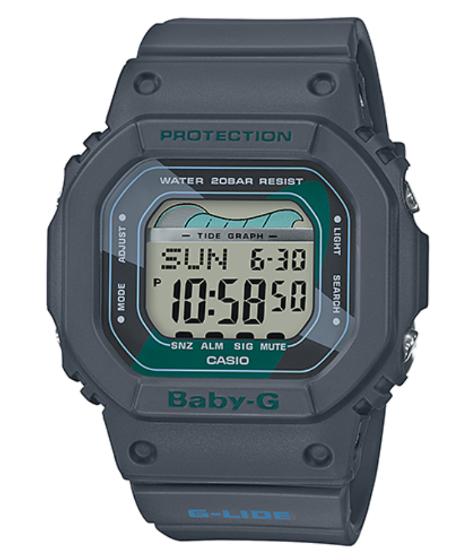 BABY-G ベビーG ベビージー G-LIDE ジーライド カシオ CASIO デジタル 腕時計 ブラック BLX-560VH-1JF【国内正規モデル】【あす楽】