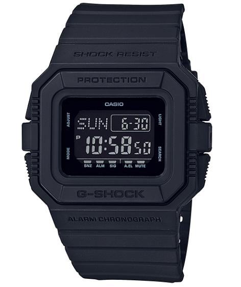 f5b15fda7577 G-SHOCK G ショックジーショック-limited model Casio CASIO digital watch black  DW-D5500BB-1JF