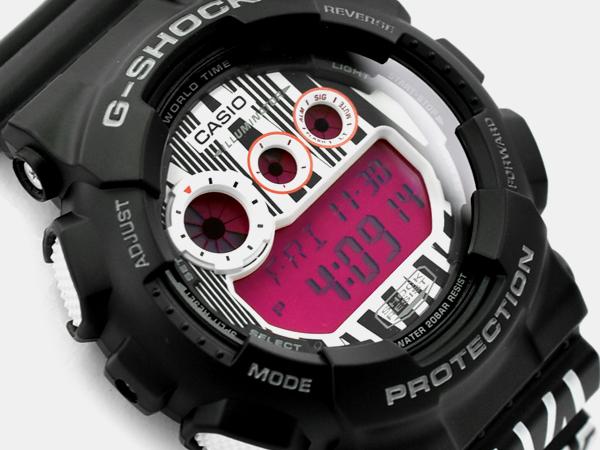 [予約商品 GD-120LM-1ADR デジタル 8月30日前後入荷予定][訳有り 外箱に破損有り]G-SHOCK Gショック ジーショック [予約商品 MAROK(マーロック) 限定モデル 逆輸入海外モデル カシオ CASIO デジタル 腕時計 ブラック ホワイト パープル GD-120LM-1ADR GD-120LM-1A, 芦川村:e2336041 --- officewill.xsrv.jp