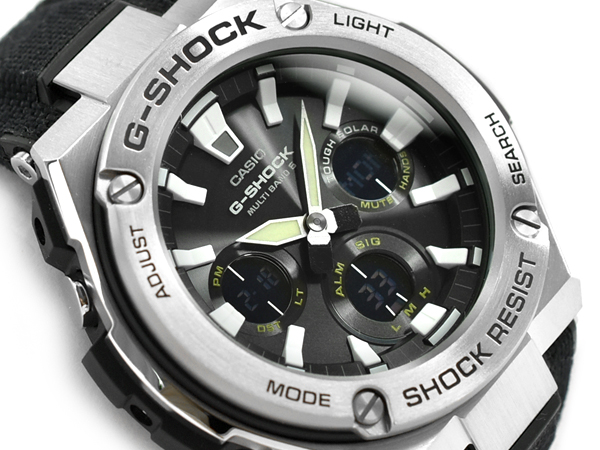 fbe47c03dc Pat a in total at the time of G-SHOCK G ショックジーショック G steel G-STEEL  reimportation foreign countries model Casio CASIO electric wave solar  electric ...