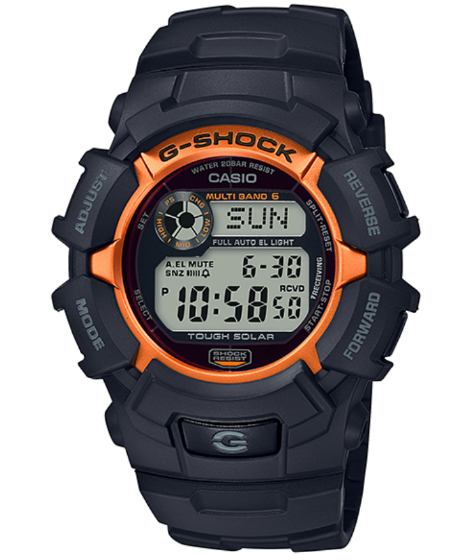 G-SHOCK Gショック ジーショック 2020年 ファイアーパッケージ 限定モデル カシオ CASIO 電波 ソーラー デジタル 腕時計 ブラック オレンジ GW-2320SF-1B4JR【国内正規モデル】【あす楽】