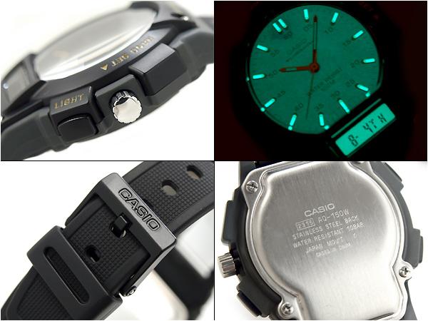 凱西歐手錶凱西歐 AQ-150W-1