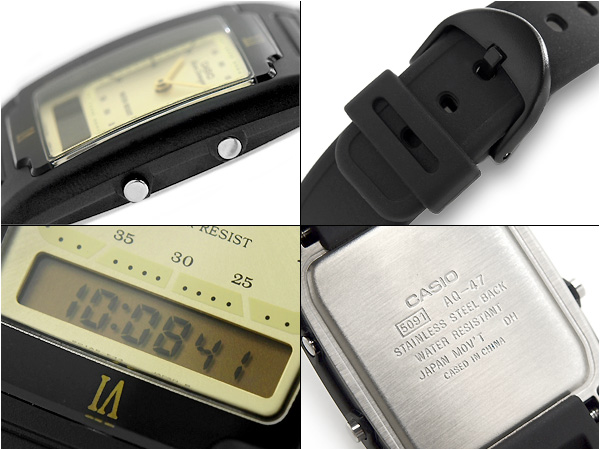 卡西歐手錶CASIO AQ-47-9E