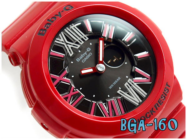 BGA-160-4BDR BABY-G ベビーG BABY-G ベビージー カシオ BGA-160-4BDR CASIO 腕時計 ベビージー BGA-160-4B, 八木株式会社:355a49e2 --- officewill.xsrv.jp
