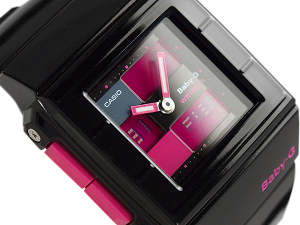 CASIO Baby-G Casket卡西歐小孩Gカスケットアナデジ手表粉紅色黑色BGA-200-1E BGA-200-1EDR upup7
