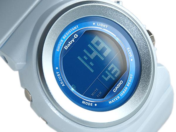 CASIO Baby-G Summer Pastel Casio baby G summer pastel digital watch blue BGD-100-2DR BGD-100-2 fs3gm