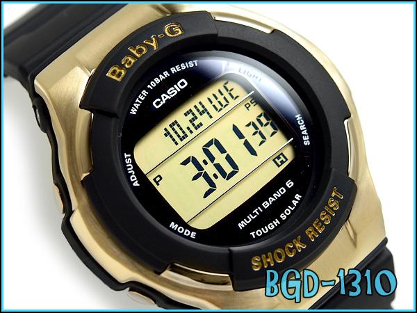 BGD-1310-1CJF嬰兒G BABY-G嬰兒G卡西歐CASIO手錶