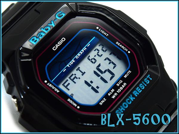 BLX-5600-1 博士嬰兒 g 嬰兒照顧凱西歐凱西歐手錶