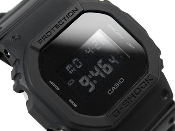 G-SHOCK Gショック カシオ 限定 デジタル 腕時計 オールブラック DW-5600BB-1 DW-5600BB-1DR
