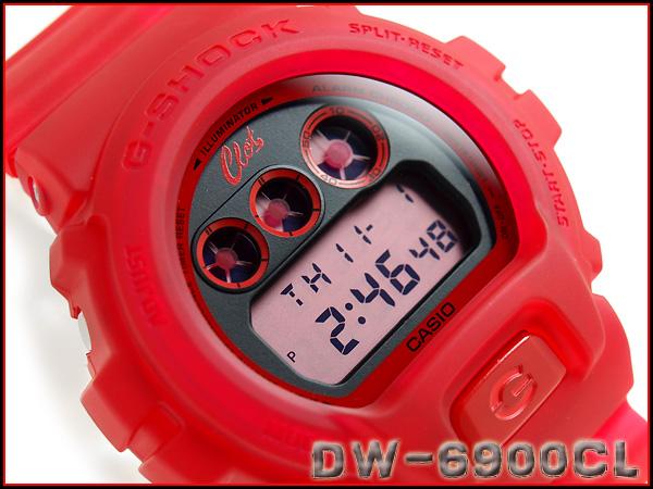 """G DW-6900 CL-4JR g-休克""""凱西歐 gshock 凱西歐手錶"""