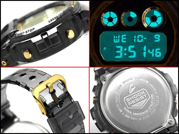 "G DW-6900FG-8 博士 g-休克""凱西歐 gshock 凱西歐手錶"