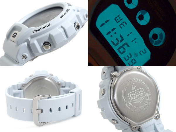 "CASIO Casio G shock ""US distribution limited digital watch cool grey DW-6900FS-8CU DW-6900FS-8"