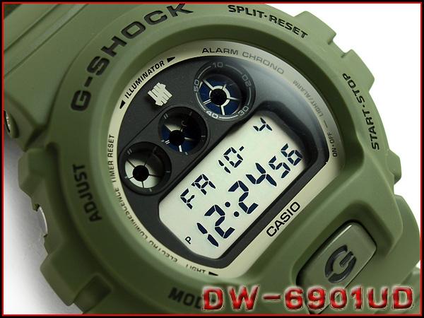 """G DW-6901UD-3JR g-休克""""凱西歐 gshock 凱西歐手錶"""