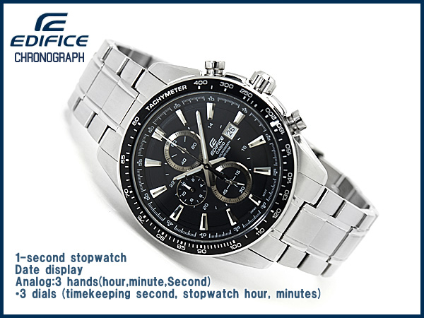 G-SUPPLY  + Casio overseas model edifice chronograph mens watch ... 520011fd25a