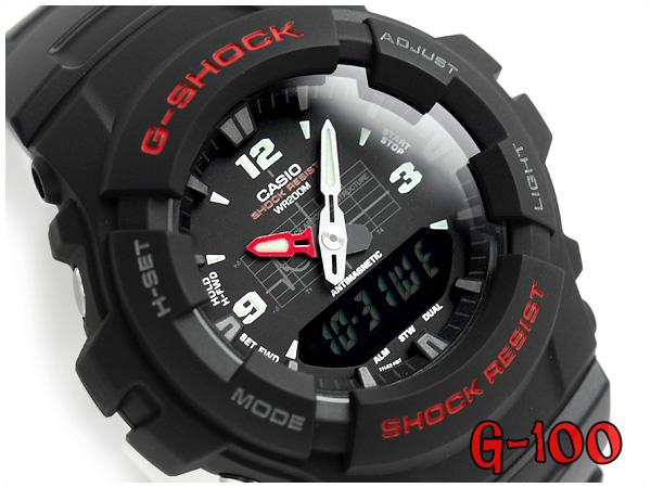 7c89ed9da G-SUPPLY: G-100-1BV G-SHOCK G ショックジーショック gshock Casio CASIO watch G-100-1B    Rakuten Global Market