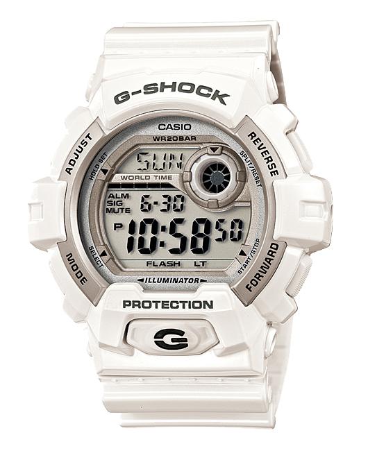 529cd26f22185 G shock g-shock CASIO domestic regular model white G-8900A-7JF g-shock G- shock