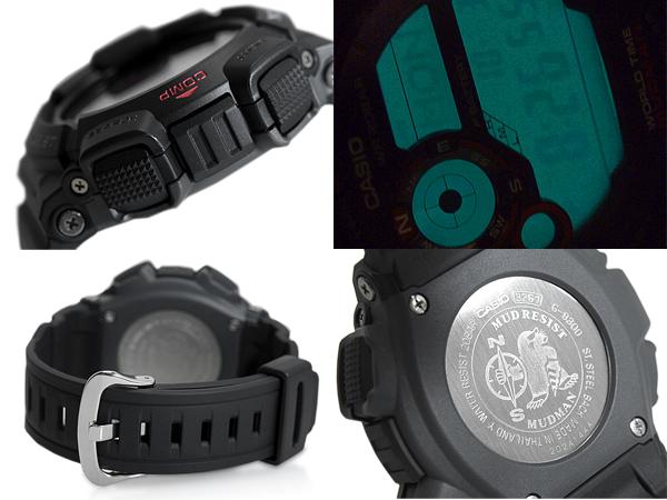 G-SHOCK G ショックジーショック CASIO Casio MUDMAN mad man digital watch black G-9300-1DR  fs3gm baecfc42fd8f