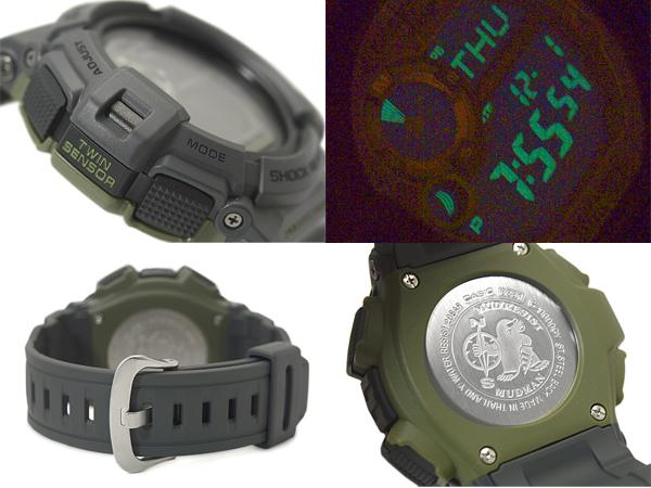 """""""凱西歐 gshock 凱西歐手錶 G-9300GY-1 博士 g-休克"""