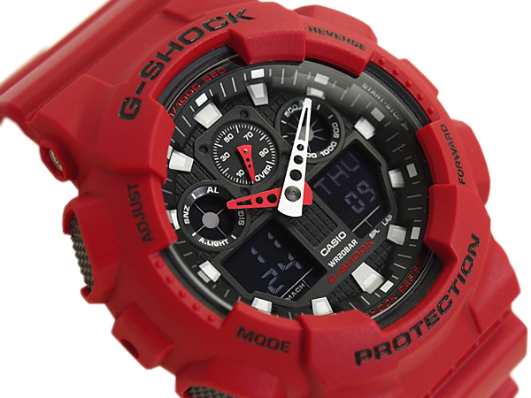 Pdf download | g-shock ga-100 user manual (4 pages) | also for: 5081.