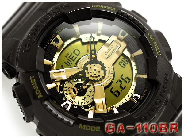GA-110BR-5ADR G-SHOCK g-shock Gショック ジーショック gshock カシオ CASIO 腕時計