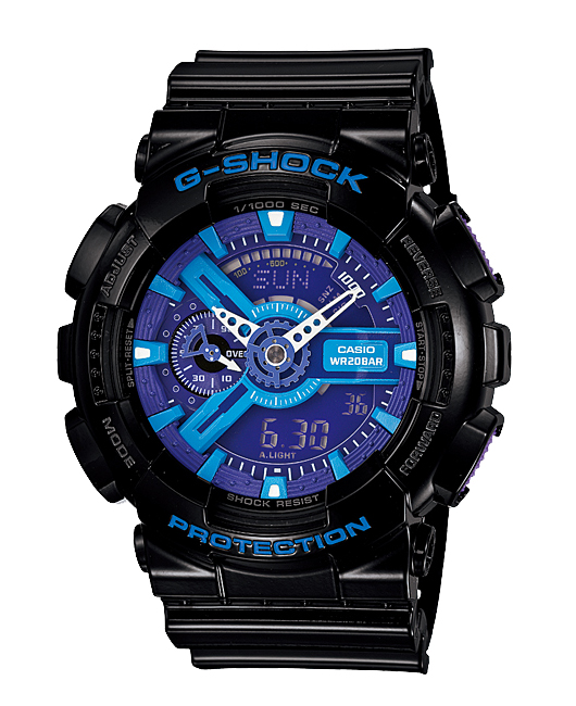 GA-110HC-1AJF G-SHOCK Gショック ジーショック gshock カシオ CASIO 腕時計