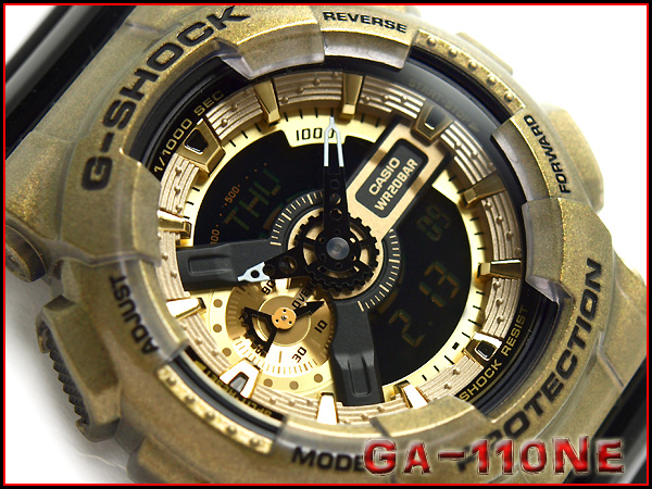 GA-110 NE-9 AER G-SHOCK G손크지손크 gshock 카시오 CASIO 손목시계