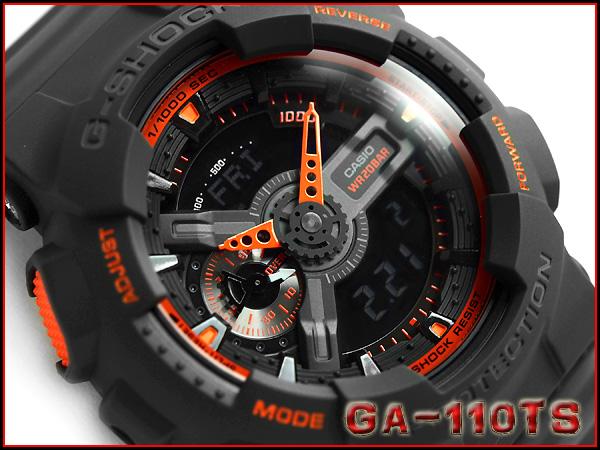 """遺傳演算法-110TS-1,A4JF""""凱西歐凱西歐 g-休克 gshock 手錶"""