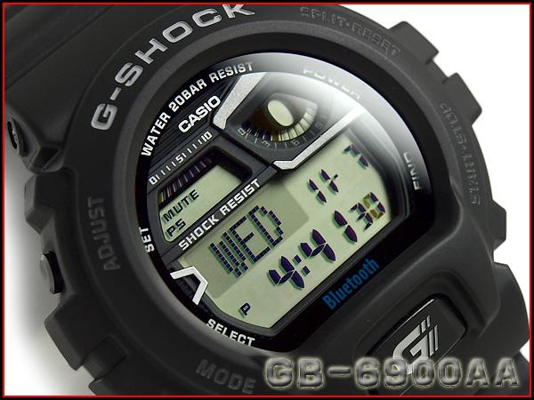 GB-6900AA-1BJF G-SHOCK G打擊G打擊gshock卡西歐CASIO手錶
