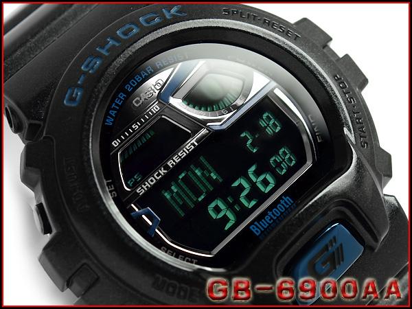 GB-6900AA-A1JR G-SHOCK G打擊G打擊gshock卡西歐CASIO手錶