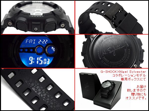 """G GD-101NS-1JR g-休克""""凱西歐 gshock 凱西歐手錶"""