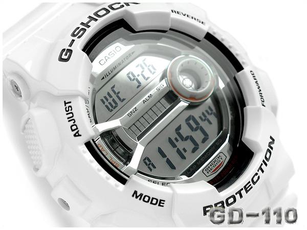 GD-110-7JF G-SHOCK G-SHOCK Gショック CASIO ジーショック gshock カシオ CASIO 腕時計 腕時計, 楽しむ生活倶楽部:66c07f8e --- officewill.xsrv.jp