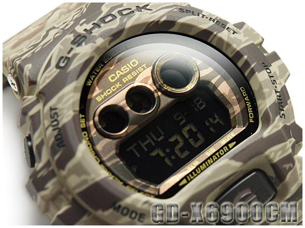 GD-X6900CM-5CR G-SHOCK Gショック ジーショック gshock カシオ CASIO 腕時計 GD-X6900CM-5