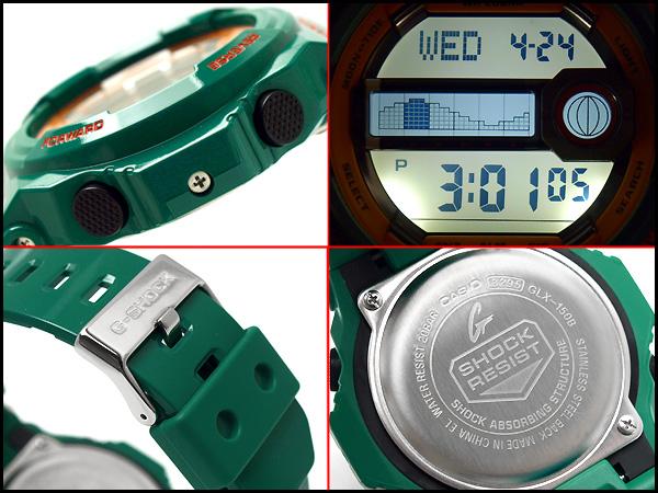 GLX-150B-3JF G-SHOCK G打擊G打擊gshock卡西歐CASIO手錶