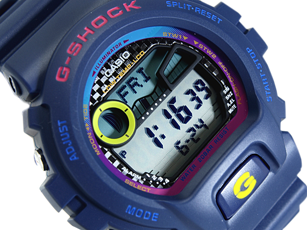 "G GLX-6900A-2 博士 g-休克""凱西歐 gshock 凱西歐手錶"