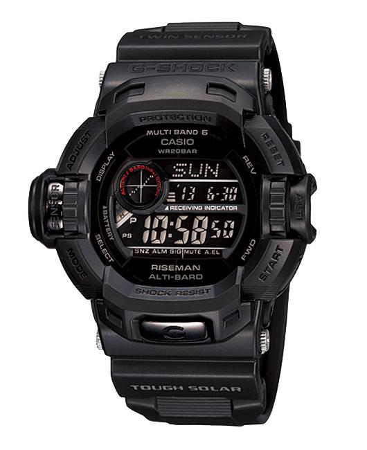"""G GW-9200MBJ-1JF g-休克""""凱西歐 gshock 凱西歐手錶"""