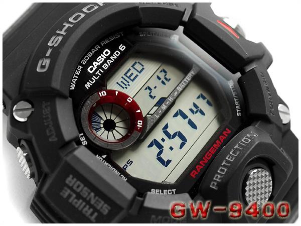 GW-9400-1CR G-SHOCK Gショック ジーショック gshock カシオ CASIO 腕時計 GW-9400-1【あす楽】