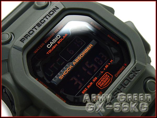 """G GX-56 公斤級-3 博士 g-休克""""凱西歐 gshock 凱西歐手錶"""