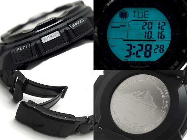 PRG-250BD-1DR 프 로트렉 크 PROTREK 카시오 CASIO 손목시계
