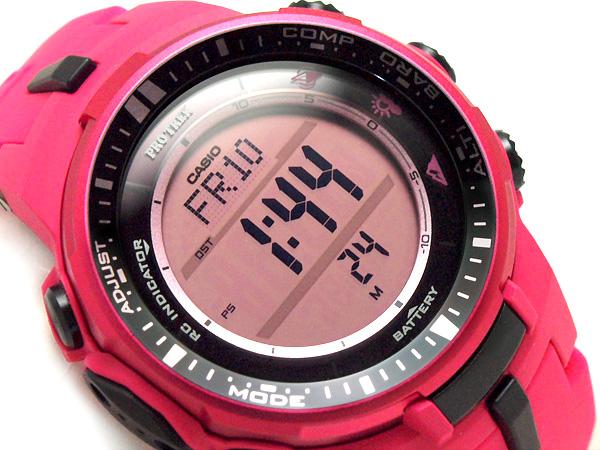 PRW-3000-4BCR プロトレック PROTREK カシオ プロトレック CASIO 腕時計 腕時計 PRW-3000-4B カシオ【あす楽】, 茅野市:8a1636b4 --- officewill.xsrv.jp