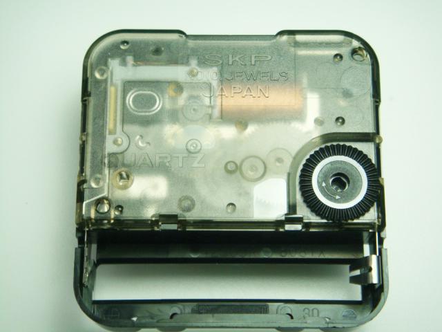 鐘表零部件、零件SKP(S K P)  挂鐘運動6毫米、集成式