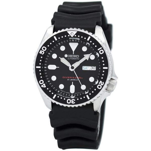 [セイコー]SEIKO 腕時計 AUTOMATIC DIVER'S オートマチック ダイバー SKX007J1 メンズ [並行輸入]