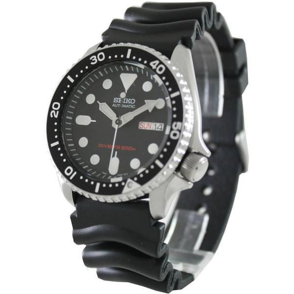 [セイコー]SEIKO 腕時計 AUTOMATIC DIVER'S オートマチック ダイバー SKX007K1 メンズ [並行輸入]