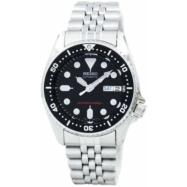 [セイコー]SEIKO 腕時計 AUTOMATIC DIVER'S オートマチック ダイバー SKX013K2 メンズ [並行輸入]