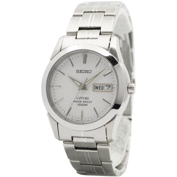[セイコー]SEIKO 腕時計 QUARTZ SAPPHIRE クオーツ サファイア SGG713P1 メンズ [並行輸入]