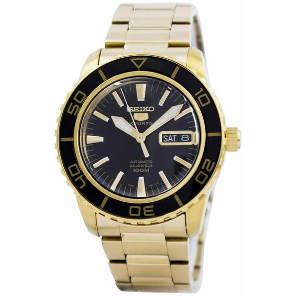 [セイコー]SEIKO 腕時計 5 AUTOMATIC オートマチック SNZH60K1 メンズ [並行輸入]