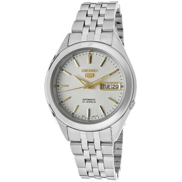 [セイコー]SEIKO 腕時計 5 AUTOMATIC オートマチック SNKL17K1 メンズ [並行輸入]