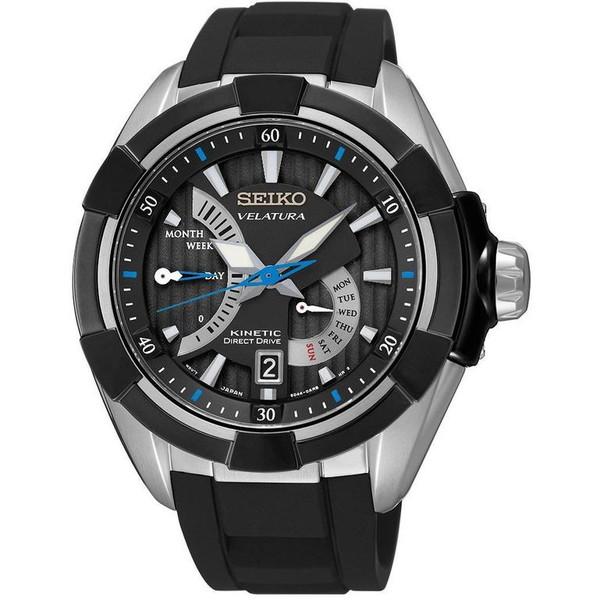 [セイコー]SEIKO 腕時計 VELATURE KINETIC DIRECT DRIVE ベラチュラ キネティック ダイレクトドライブ SRH019P1 メンズ [並行輸入]