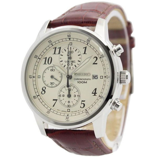 [セイコー]SEIKO 腕時計 CHRONOGRAPH QUARTZ クロノグラフ クオーツ SNDC31P1 メンズ [並行輸入]