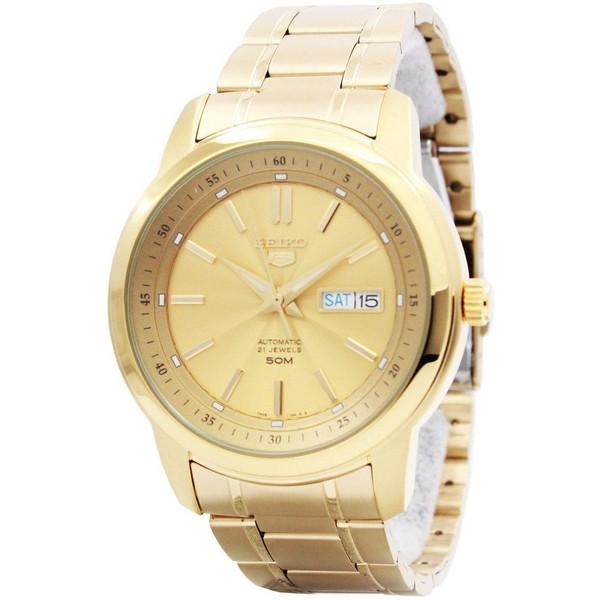 [セイコー]SEIKO 腕時計 5 AUTOMATIC オートマチック SNKM94K1 メンズ [並行輸入]